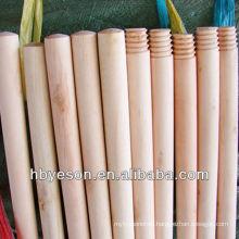 2.2*120cm natural wooden broom sticks