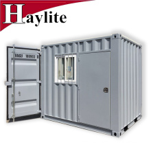 8f 9f 10f Ibs mini cube small shipping container home house for sale