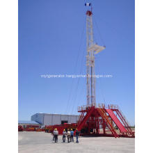 Electrical Onshore Oil Drilling Rig For Oilfield Equipment