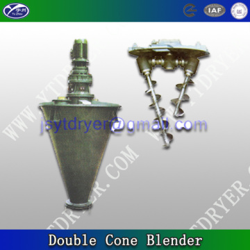 Double screw cone blending Machine