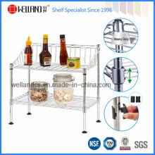 Запатентованная фабрика по производству полки для кухонных стоек Chrome (CJ-C1146SP)
