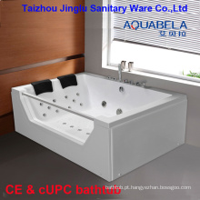 2 pessoas de banho de massagem de acrílico Banheira de hidromassagem Jacuzzi Whirlpool