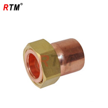 straight tap connector copper pipes fittings