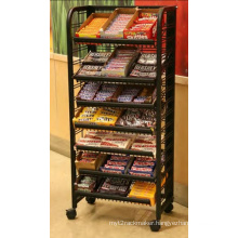 Premium Candy Display Rack