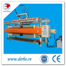 Hydraulic Filter Press for Building Material
