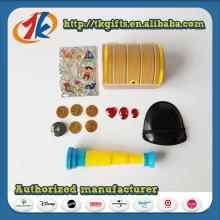 China fornecedor engraçado brinquedo pirata de plástico para crianças