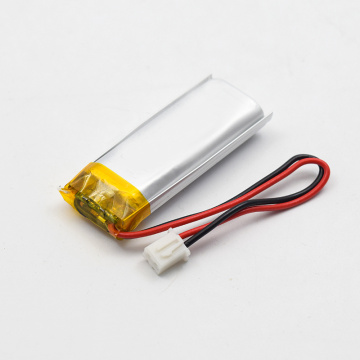 Li-ion rechargeable 102050 batteries lithium-polymère 1000 mah