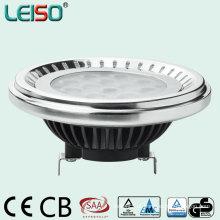 High Lumen e LG chip LED AR111 com base G53