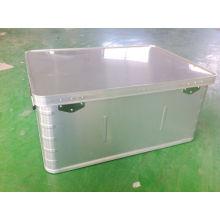 Portable Aluminum Tool Box, Hard Case Tool Box, EVA Tool Case