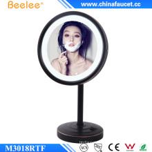 Orb Desktop Smart LED Makeup Mirror