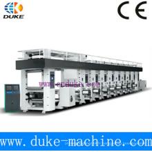 Machine d'impression par gravure à film plastique (ZRAY-8800D)