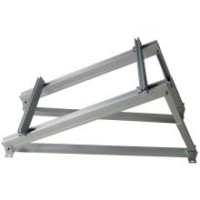 Soporte de montaje del panel solar del triángulo para el sistema flexible del panel solar
