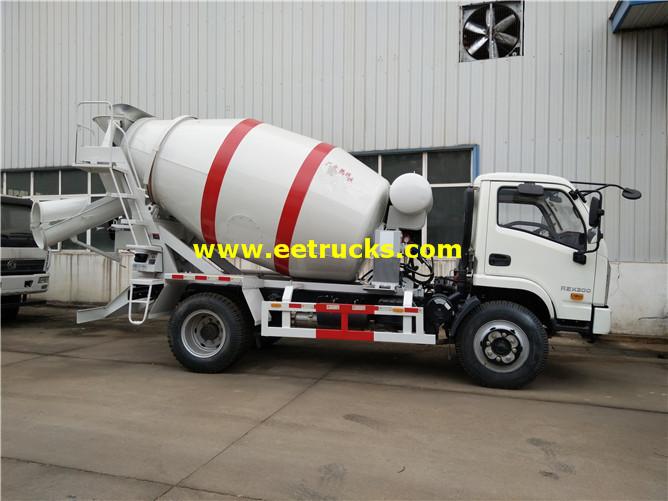 Foton Used Cement Transport Trucks
