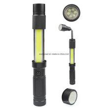 Lampe torche télescopique COB 3W LED (WL-1033)