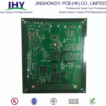 12 Layer FR-4 Shengyi Multilayer PCB