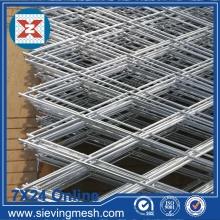Rede de arame soldada concreto da barra de aço de reforço