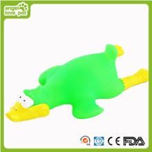 Dog Squeaky Vinyl Duck Pet Toy (HN-PT316)