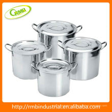 Panelas de aço inoxidável (RMB)