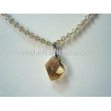 Модное хрустальное ожерелье высокого качества
