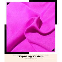 Tissu 100% polyester teinté à chaud pour la literie de l'hôtel