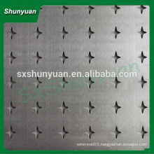High quality perforated metal sheet/wire mesh