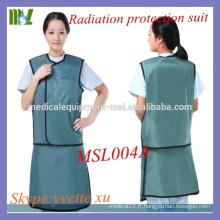 MSL004A-M Prix d'usine Séparer le tablier en plomb de rayons X