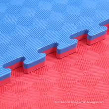 Anti-Dusty cinq bandes 3.0cm EVA Tatami Puzzle Mat