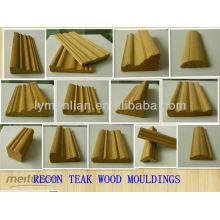 Holzformteile für Türschutz