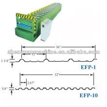 Станок для формовки рулонной панели EFFit & liner EFP