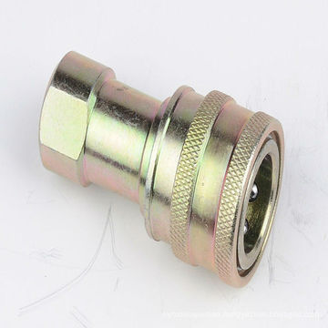 KZF hydraulic quick release coupling