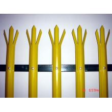 Stahl Palisade Zaun für Europa Markt (XMD-PF)