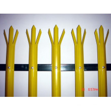 Steel Palisade Fence for Europe Market (XMD-PF)