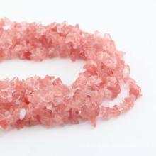 Wholesale gemstone semi precious chips quartz stone beads