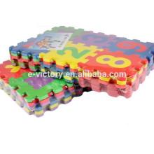 Baby Child Number EVA Puzzle Foam Maths Educational Toy Gift Wholesale