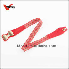 Hot Sale Red com borboleta Knot Lady's Fashion Cintura Belt