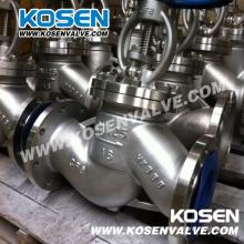 Gegossenes Stahl-GB-Standard-Kugelventil