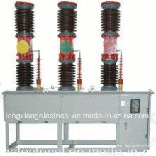 Zw7-40.5 High Voltage Vacuum Circuit Breaker for Outdoor