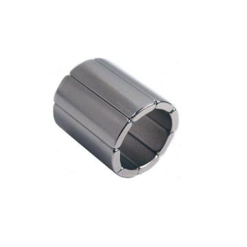 Rare Earth Strong Neodymium Magnet Segment for DC Motor