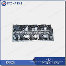 Genuine 4BA1 Cylinder Head