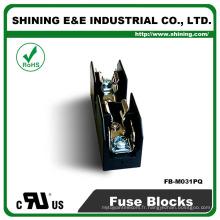 FB-M031PQ Equal To Bussmann 600V 30 Amp 1 Pole 10x38 Midget Fuse Box