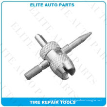 4-Way Valve Repair Tool with Chrome Coated