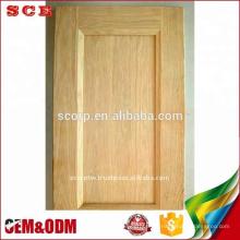 Portas de armário de cozinha de carvalho branco de Vietnam