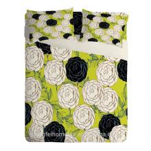 Tissu en polyester et microfibre pour draps de grande qualité