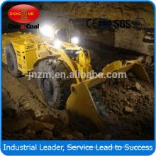 Cargador minero de la explotación minera del equipo de la explotación minera subterráneo