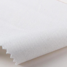 65 Polyester 35 Cotton 20x16 White Fabric