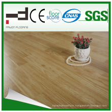 Synchronized Embossed Laminate Flooring Wax Cover Good Sell