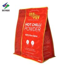 Flat Bottom Pouch For Chili Powder Packaging Pouch