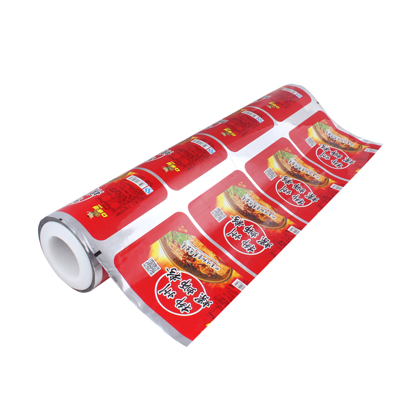 Noodles Food Packaging Film