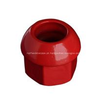 Porcas de broca hexagonais R32 R38 R51 R76