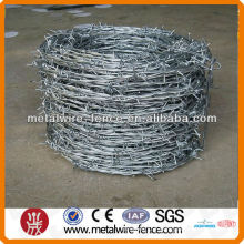 heavy duty galvanized barbed wire
